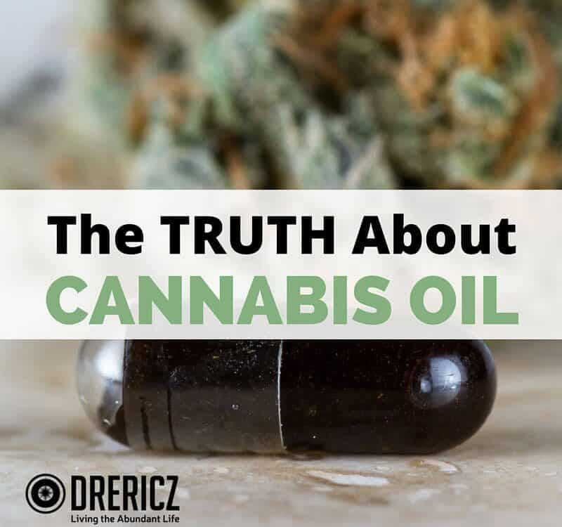 Truth About Cannabis Oil