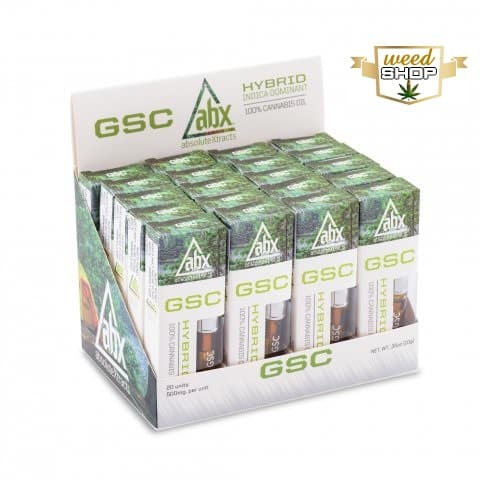GSC Vape Cartridge