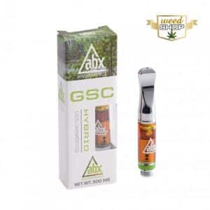 GSC Vape Oil Cartridge