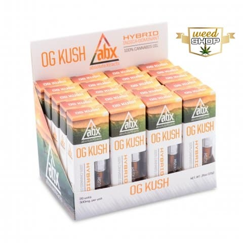 OG Kush Vape Cartridge