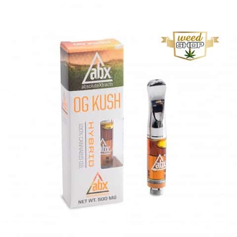 OG Kush Vape Oil Cartridge