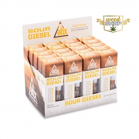 Sour Diesel Vape Oil Cartridge