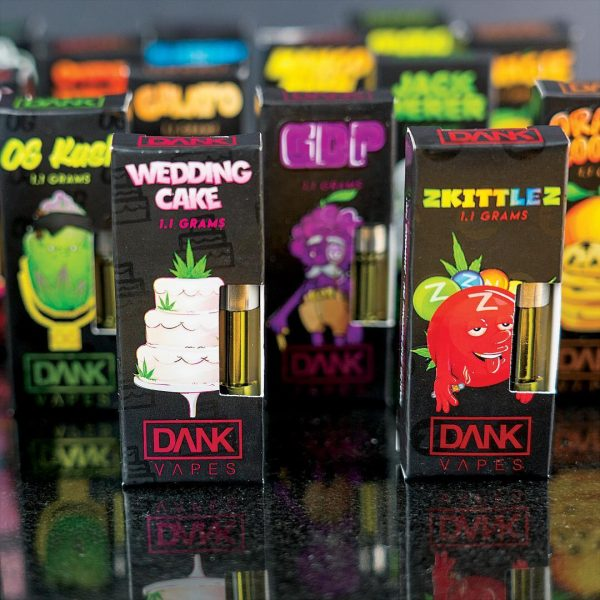 dank vapes cartridge